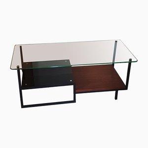 Tavolino da caffè modernista di Georges Frydman, anni '50