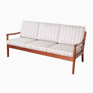 Sofa von Ole Wanscher für France & Son, 1960er