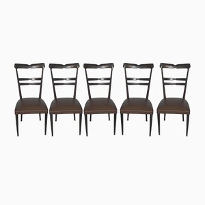 Chairs, 1960s, Set of 5
