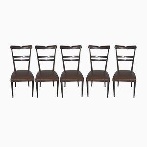 Stühle, 1960er, 5er Set