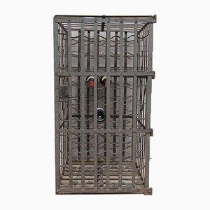 Vintage Wine Cage