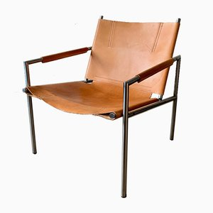 SZ02 Chairs by Martin Visser for T Spectrum, Set of 2