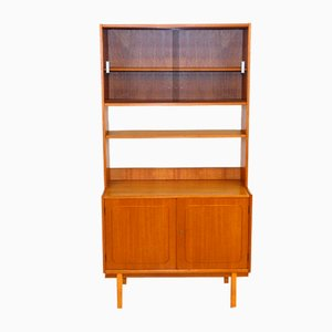 Combination Chest of Drawers & Bookcase, Sweden, 1960s