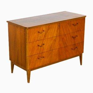 Dresser in Walnut, Sweden, 1950s