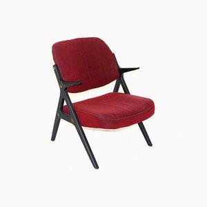 Scandinavian Nya Flugan Chair from Bröderna Andersson Ekenässjön, Sweden, 1950s