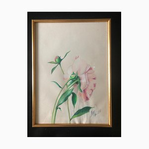 Pastel of Roses