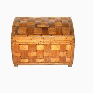 Caja de almacenamiento sueca, años 50