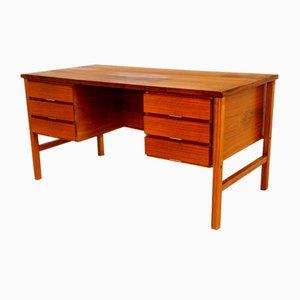 Sweden Walnut Desk, 1960s