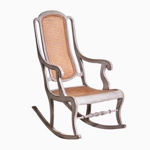 Scandinavian Rocking Chair, 19th Century