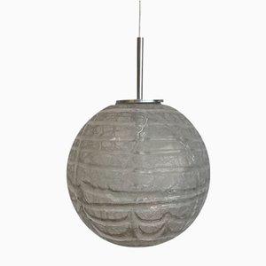 Glass Ball Lamp, 1970s