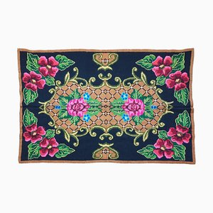 Romanian Vintage Carpet