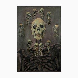Skeletons by Charlie Pi
