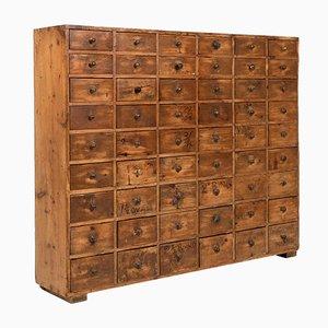 Viktorianische Werkstatt Schubladen