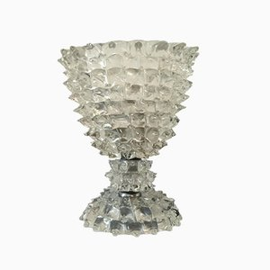 Rostrato Murano Glass Table Lamp by Ercole Barovier for Barovier, 1940s