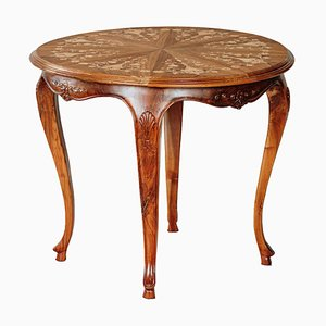 Antique Isabeline Style Center Table