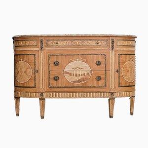 Antique Adam Style Dresser