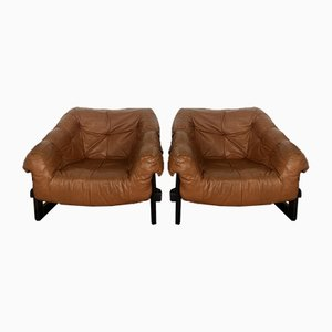 Armchairs by Percival Lafer, Brazil, 1960s, Set of 2