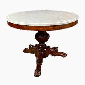 19th Century Marble Topped Centre Table