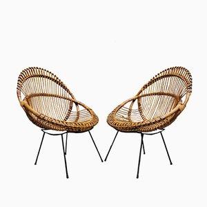 Armchairs from Bonacina, Set of 2