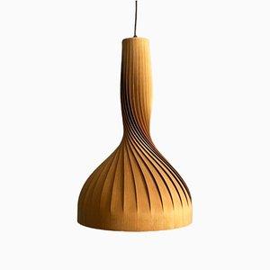 Ceiling Lamp by Hans-Agne Jakobsson for from Ellysett Markaryd, Sweden, 1960s
