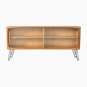 Showcase Cabinet from CFC Silkeborg, 1960s