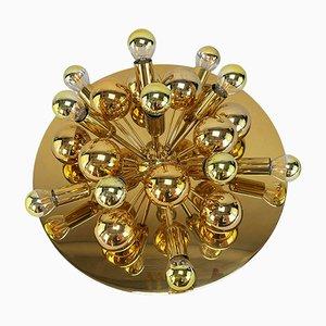 Sputnik Deckenlampe von Cosack, 1970er