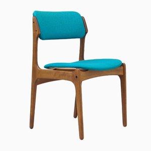 Beech Chair by Erik Buch, Denmark, 1960s