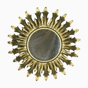Specchio a forma di sole, Italia, anni '50
