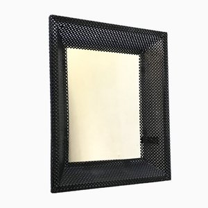 Spiegel von Mathieu Matégot, Frankreich, 1950er