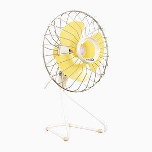 Ventilador Predom Metrix amarillo