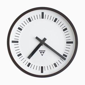 Industrial Model PK27 Wall Clock with Original Box from Pragotron