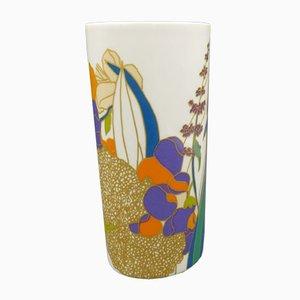 Porcelain Vase by Rosamunde Nairac for Rosenthal Studio Line