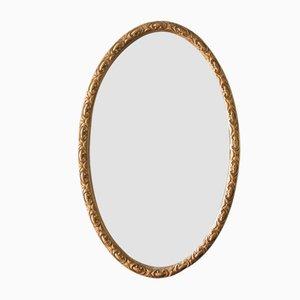 Vintage Scandinavian Mirror