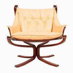 Falcon Chair von Sigurd Resell für Vatne, 1970er