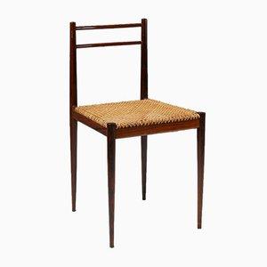 Esszimmerstühle von Jörgen Clausen für Brande Mobelindustri, Denmark, 1950er, 6er Set