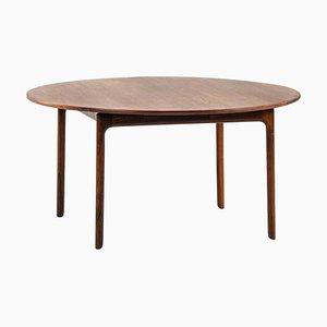 Ole Wanscher Couchtisch von P. Jeppesens Furniture Factory in Dänemark hergestellt