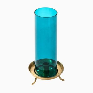 Candlestick by Gunnar Ander for Ystad Metall, Sweden