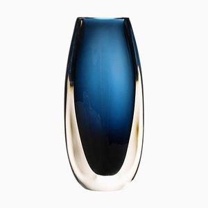 Vase by Nils Landberg for Orrefors, Sweden