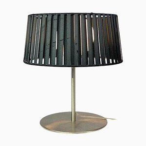 Italian Ribbon Table Lamp by Morosini, 1980s