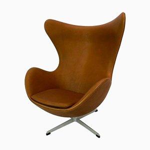 Modell 3316 Egg Chair von Arne Jacobsen für Fritz Hansen, 1958