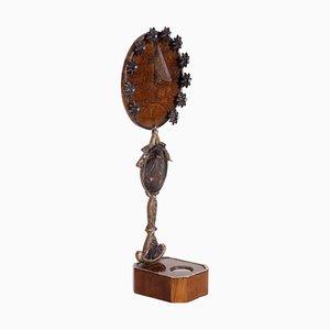 Meridiana mit Kompass