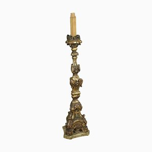 Torchiere Baroque Candleholder
