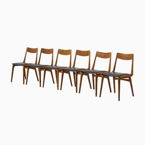 Dining Chairs by Alfred Christensen, Set of 6