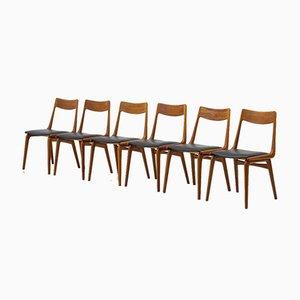 Esszimmerstühle von Alfred Christensen, 6er Set