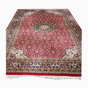 Roter Vintage Orientteppich
