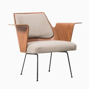 British Mod. 700 Festival Hall Chair by Robin Day for Hille, 1951