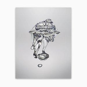 Gravity, Liquid 02, 2014, Fotografía abstracta grande
