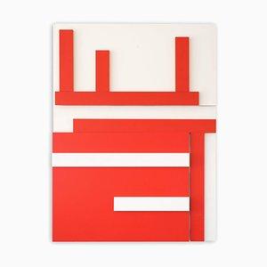 14.16 (En las ciudades), 2016, Pintura abstracta