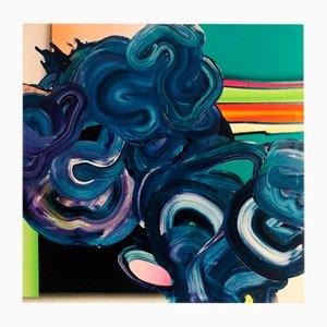 Yago Hortal, Acrilico su tela, 2007