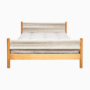 Bed by Charlotte Perriand for Meribel, 1950s